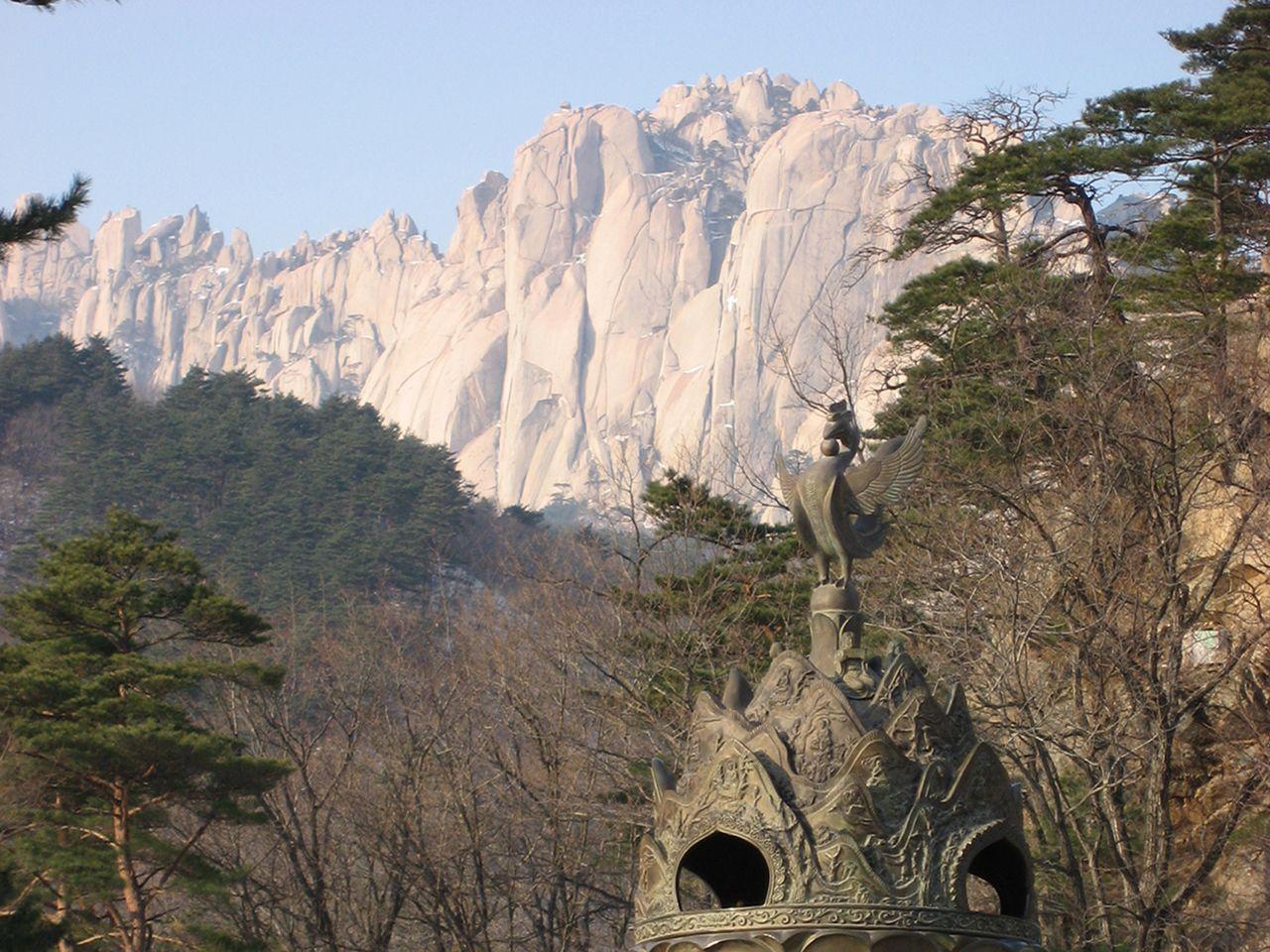 Seoraksan National Park, Korea
