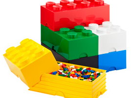 4 Cool Ways To Store LEGOs