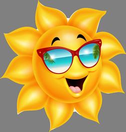 1508021454 Sun 5 Png 252 264 Cartoon Sun Smile Face Emoji Images