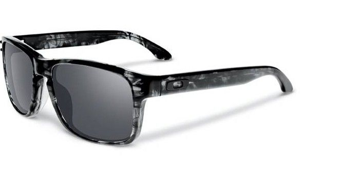 51bef43cbc50f Oakley Holbrook Sunglasses LX Dark Grey Tortoise Frame w Black Iridium Lens
