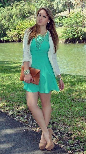 Vestidos lindos para verano