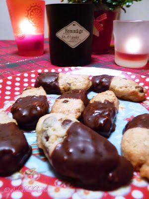 Schoko nuss platzchen rezept weihnachten
