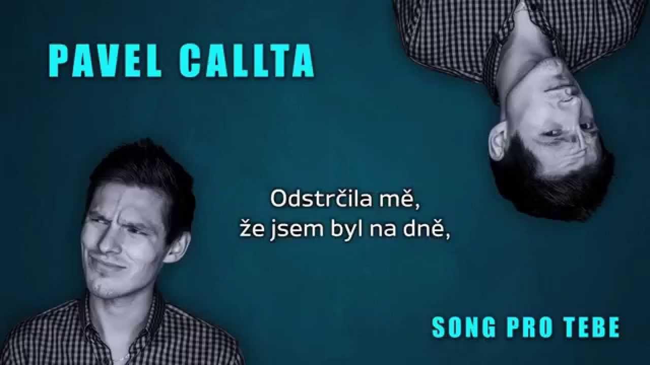 Pavel Callta - Song Pro Tebe (Lyrics Audio)