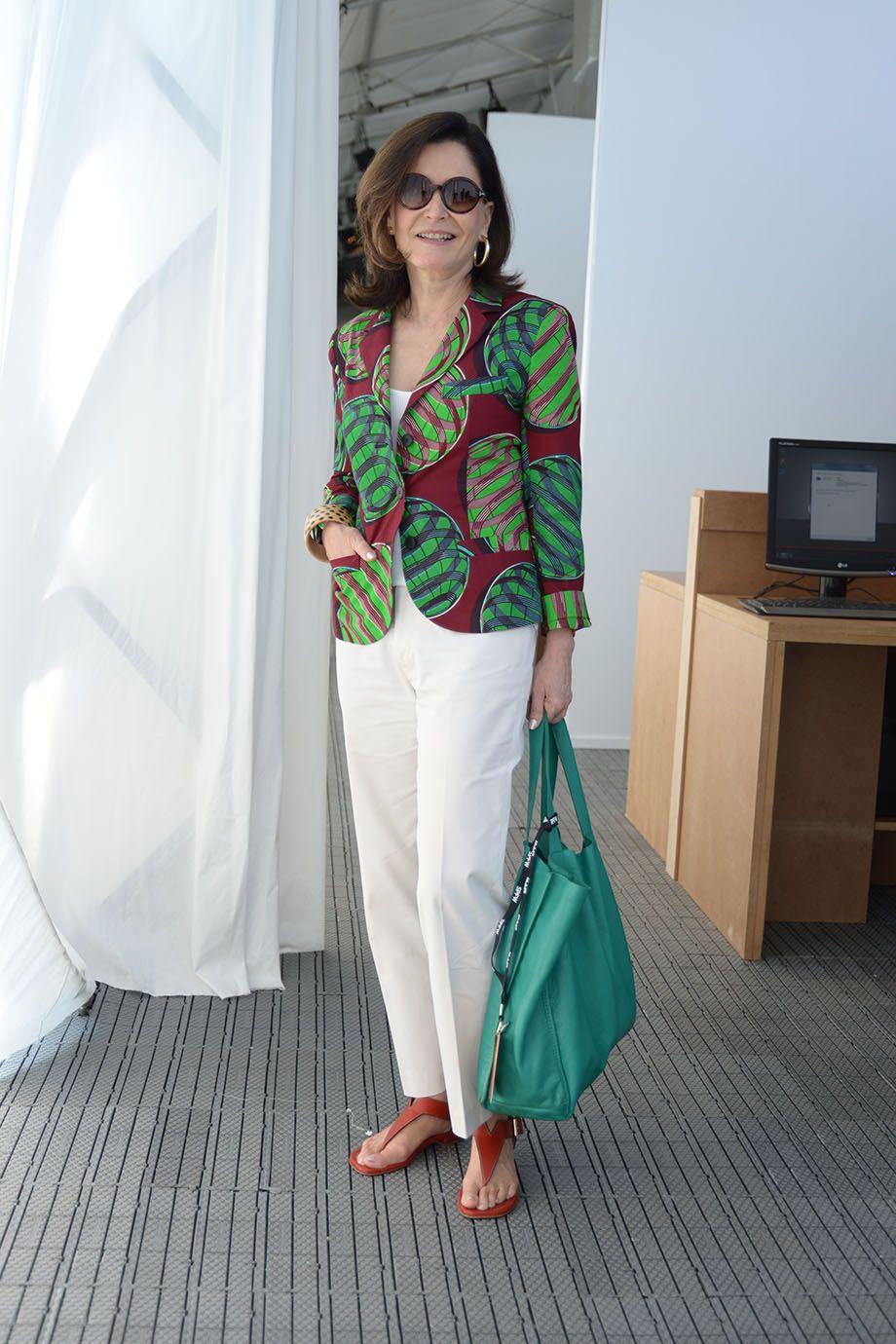 Estilo Gloria Kalil Com Imagens Moda Moda Depois Dos 40