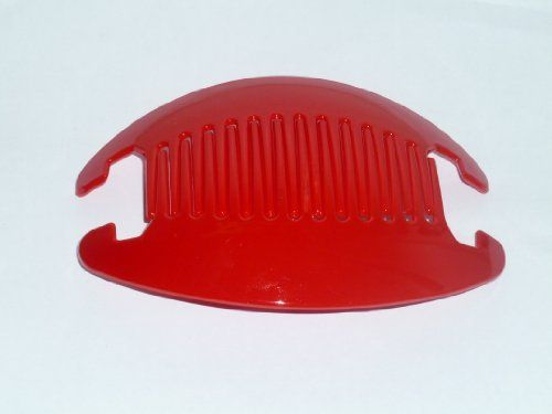 Interlocking Banana Combs Hair Clip French Side Comb Holder (Red) by Selcessories. $2.49. Interlocking Banana Combs
