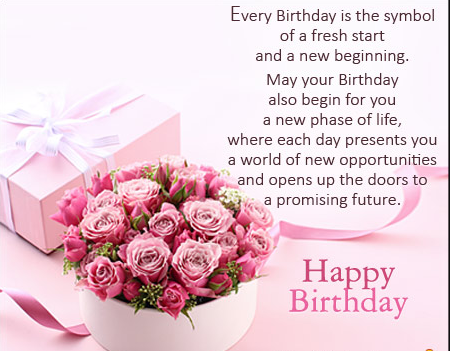 Birthday Wishes With Pink Flowers 9to5animations Com Hd Wallpapers Gifs Backgrounds Images Happy Birthday Wishes Cards Free Happy Birthday Cards Best Birthday Wishes