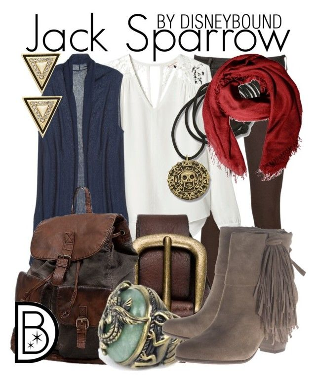 Jack Sparrow by leslieakay on Polyvore featuring Rebecca Taylor, Calypso St. Barth, Koral, Ash, House of Harlow 1960, Faliero Sarti and Liebeskind