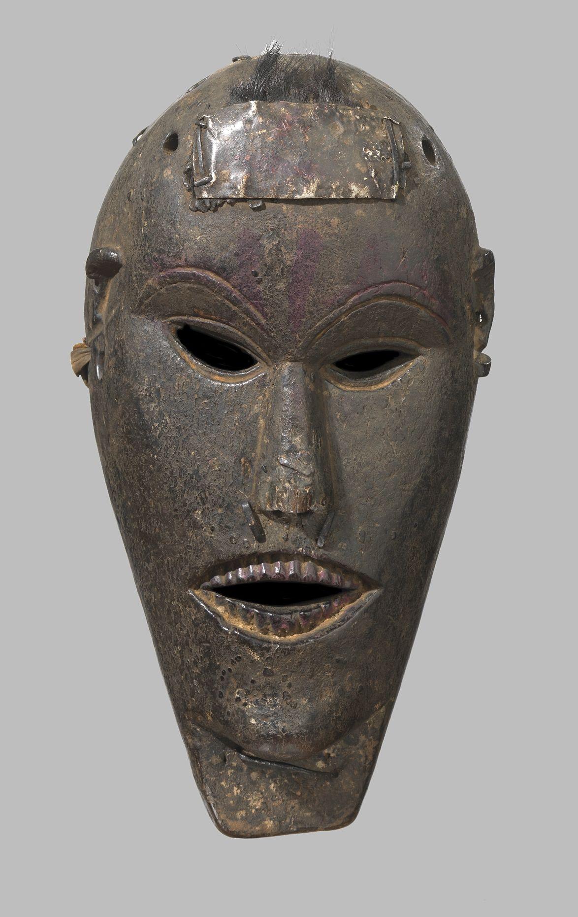 Shamanic Mask. Nepal. 1800s.