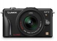 Panasonic Lumix DMC-GF2 Interchangeable Lens Digital Camera Under $500