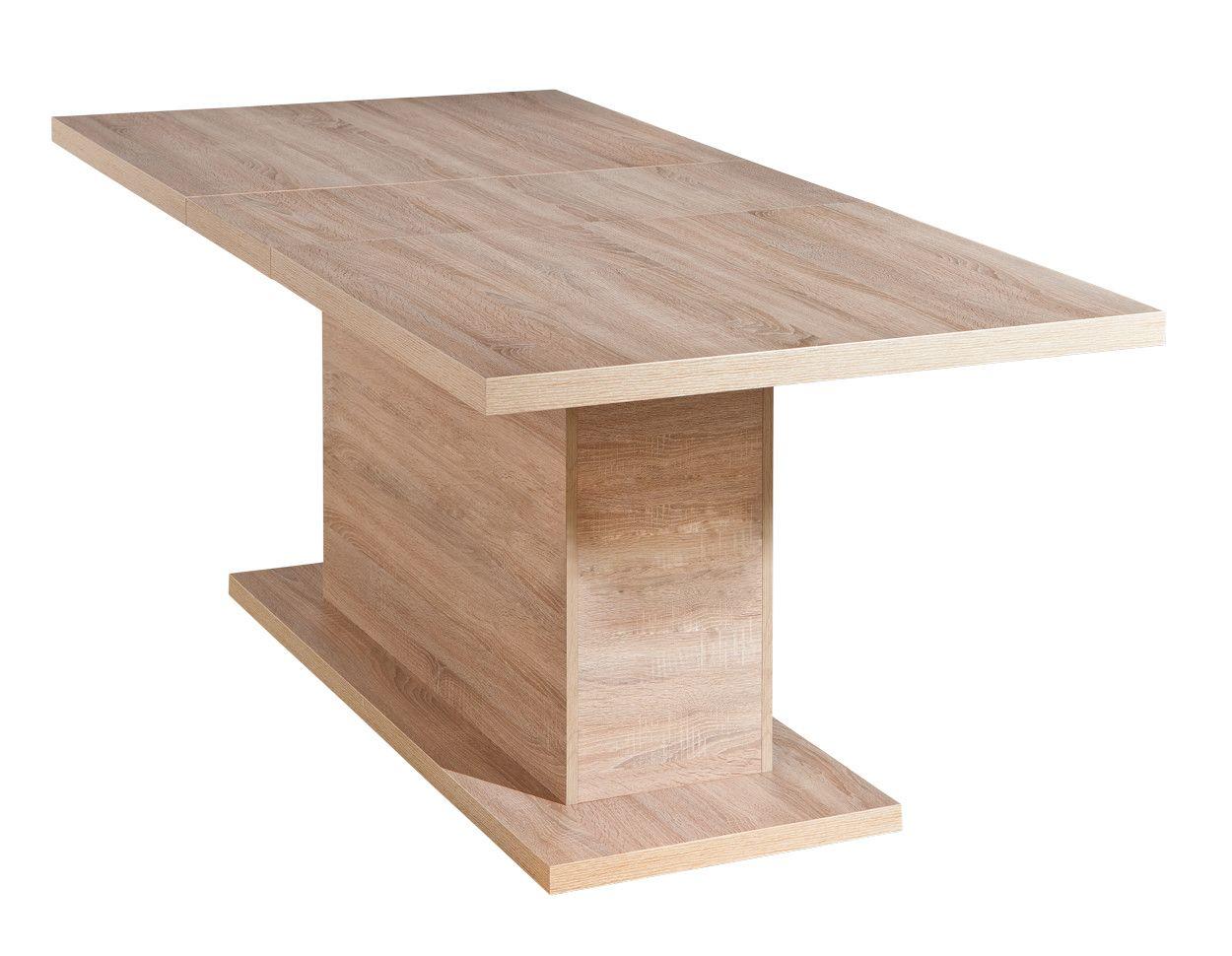 Faszinierend Esstisch Eiche Sonoma Sammlung Von Woody 148-00049 Holz Modern Jetzt Bestellen Unter: