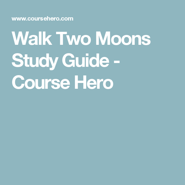 Walk Two Moon Study Guide Chapter Summary Alice In Wonderland Da Vinci Code Book Essay Discussion Question Theme