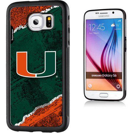 Miami Hurricanes Galaxy S6 Bumper Case