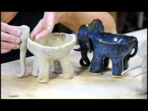 Legs Of Clay Elephant Demo Starts At  Clay Time With Liz