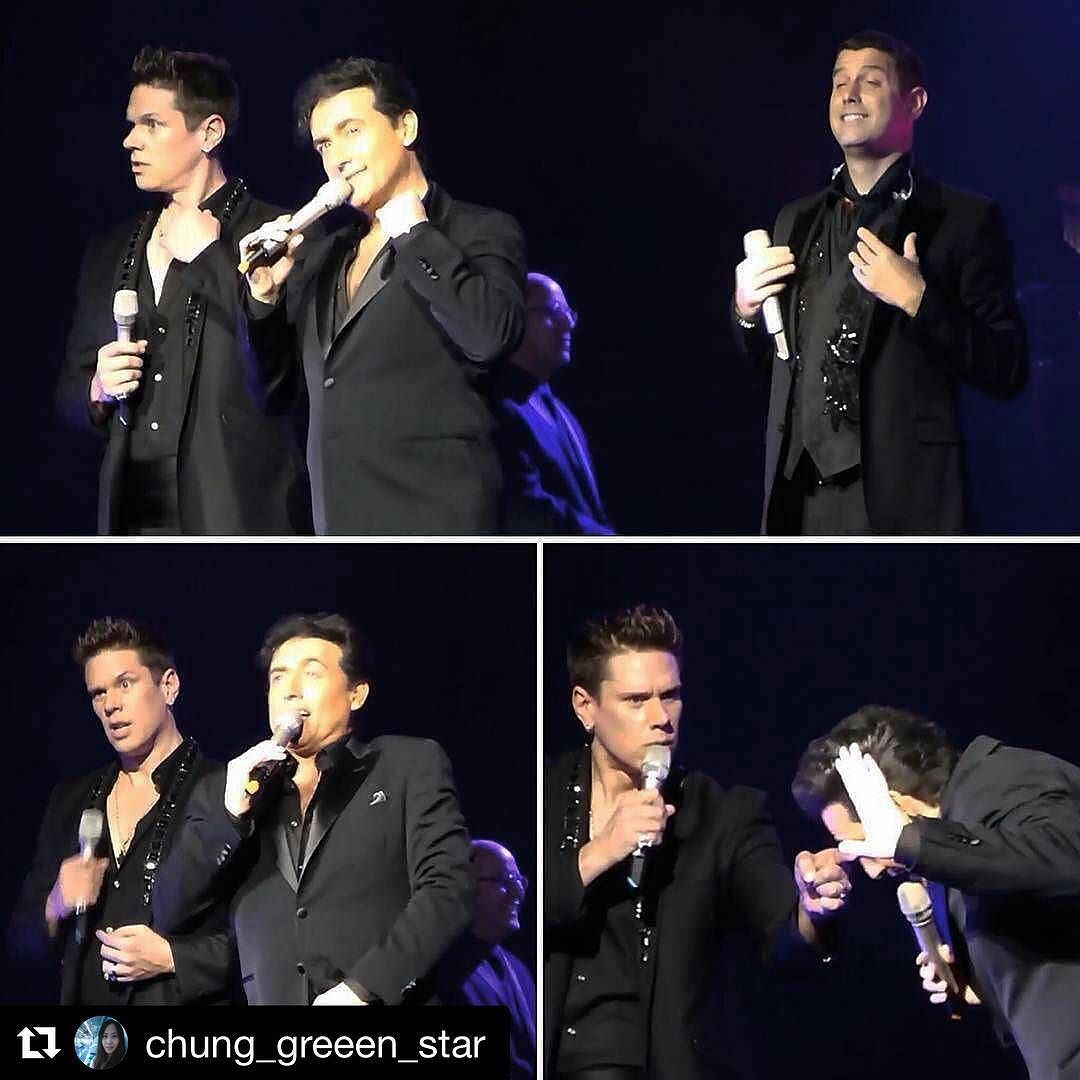 Thx @chung_greeen_star for these funny pics #sebontour