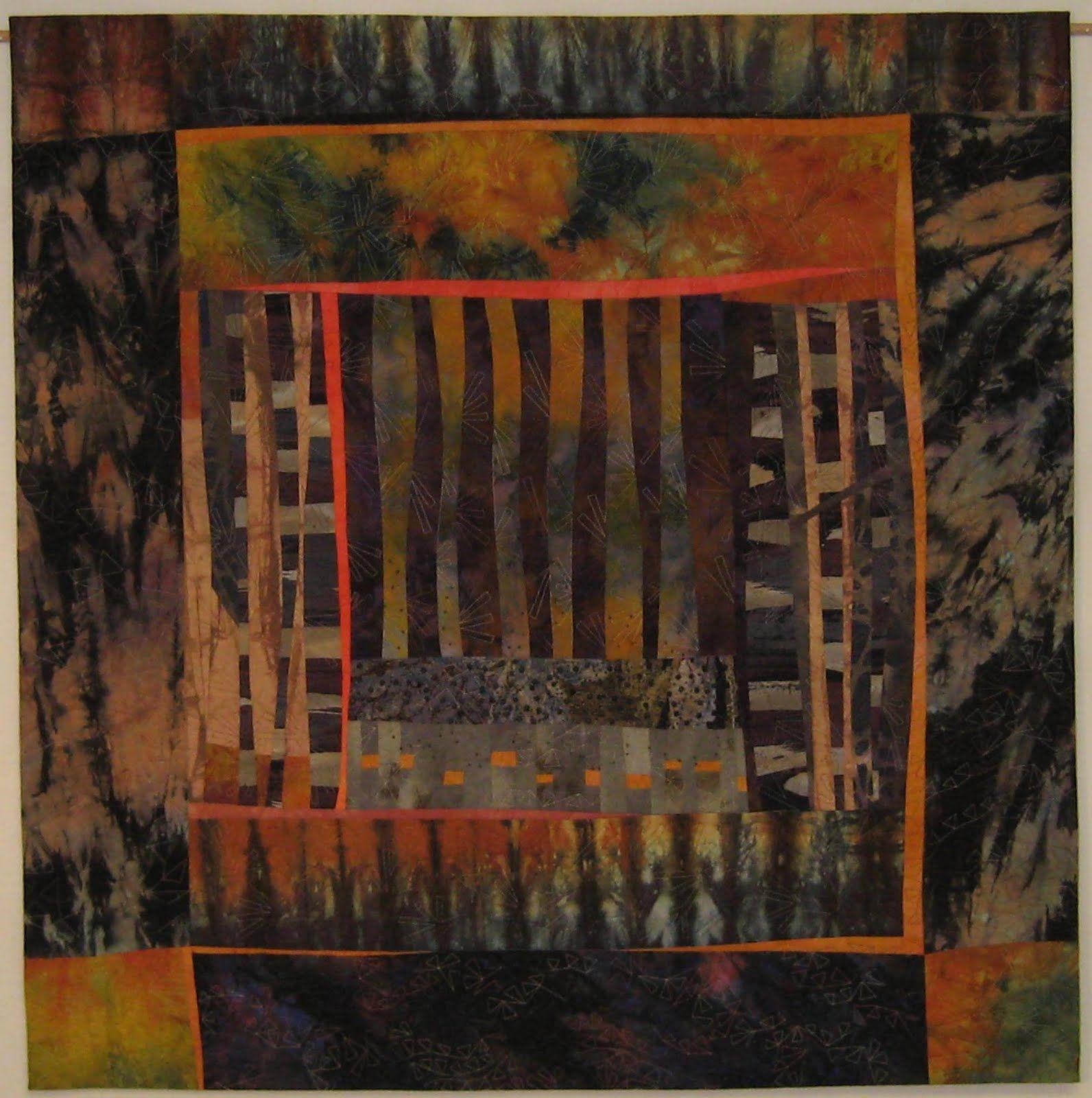 The Textile Blog: Helene Davis and Hand Dyed Artwork