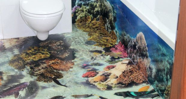 We specialized in 3D Floor, 3D Ceilings, Stretch Ceiling ...