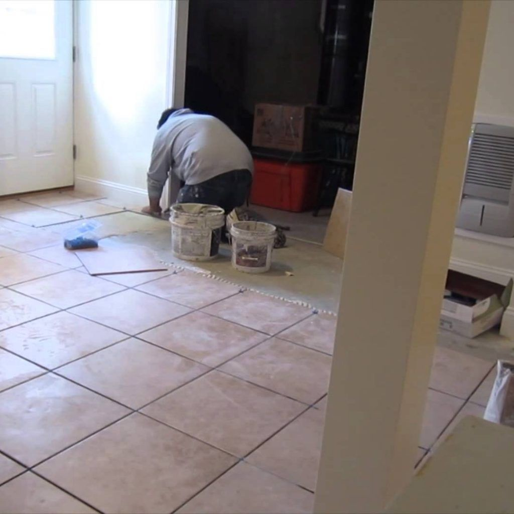 Laying tile over concrete floor basement httpnextsoft21 laying tile over concrete floor basement dailygadgetfo Images