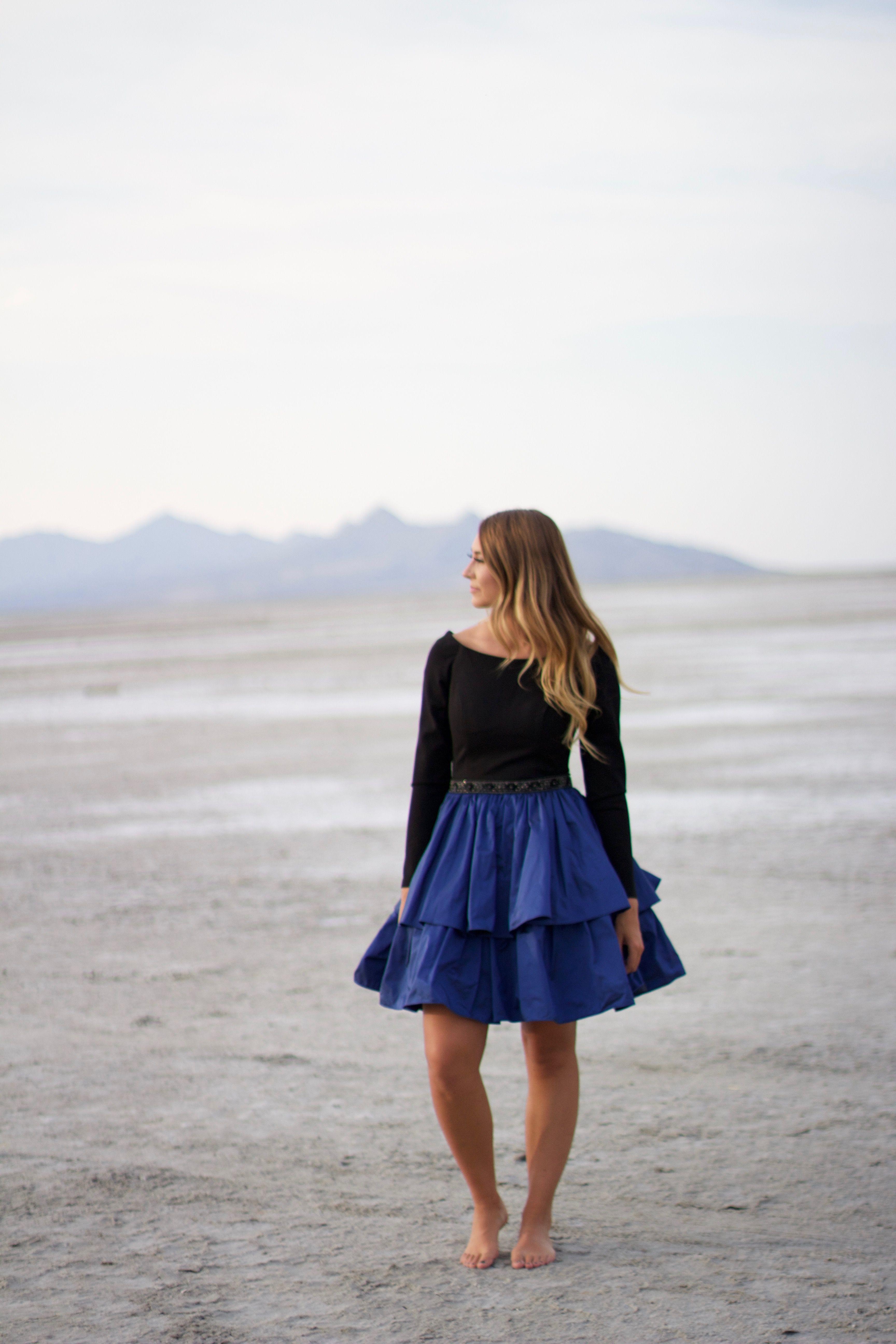 Utah Prom Modest Prom Dresses Modest short Dress Long sleeve Sherri ...