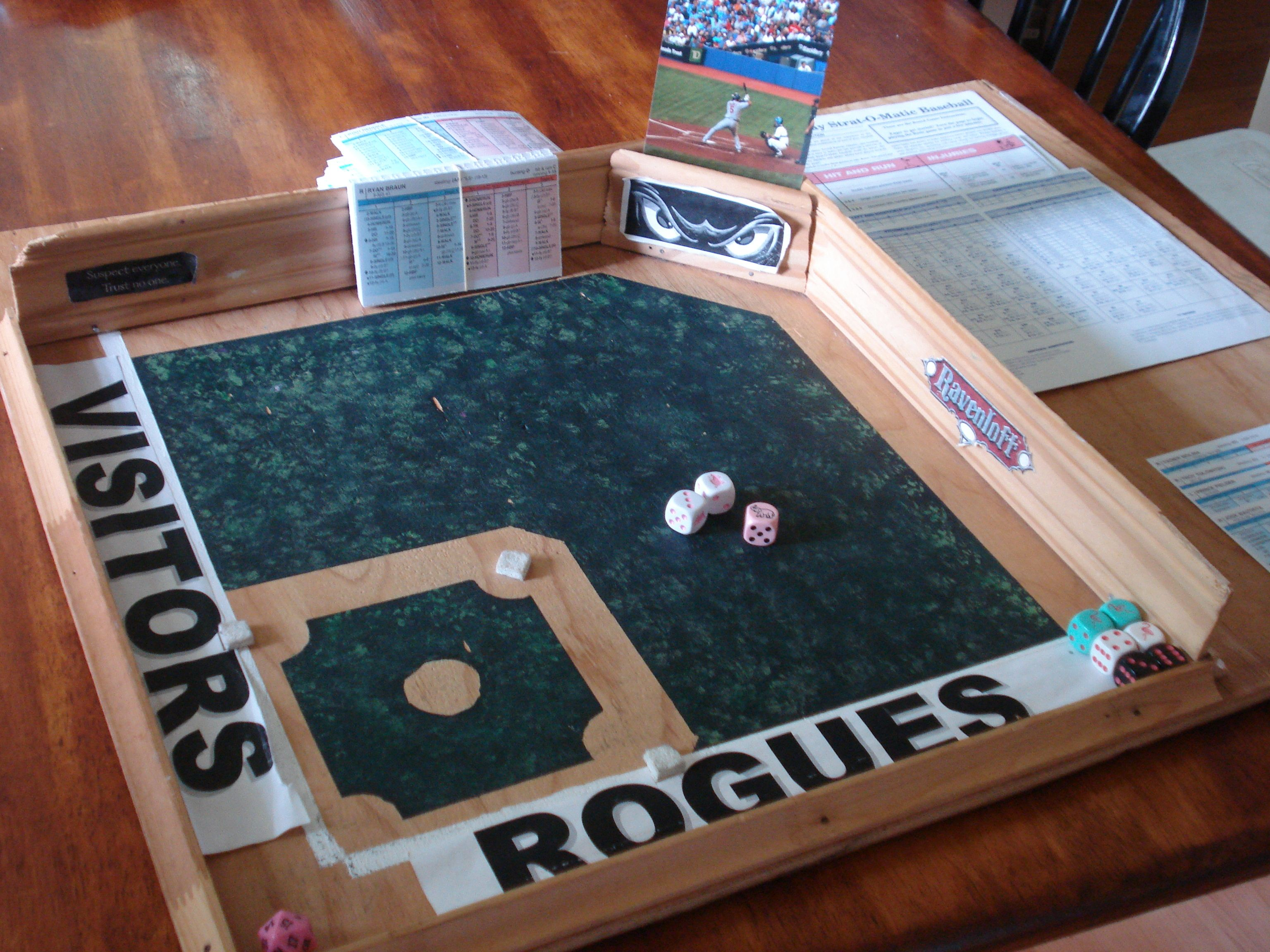 Pin by stratomatic on customized strato stadiums