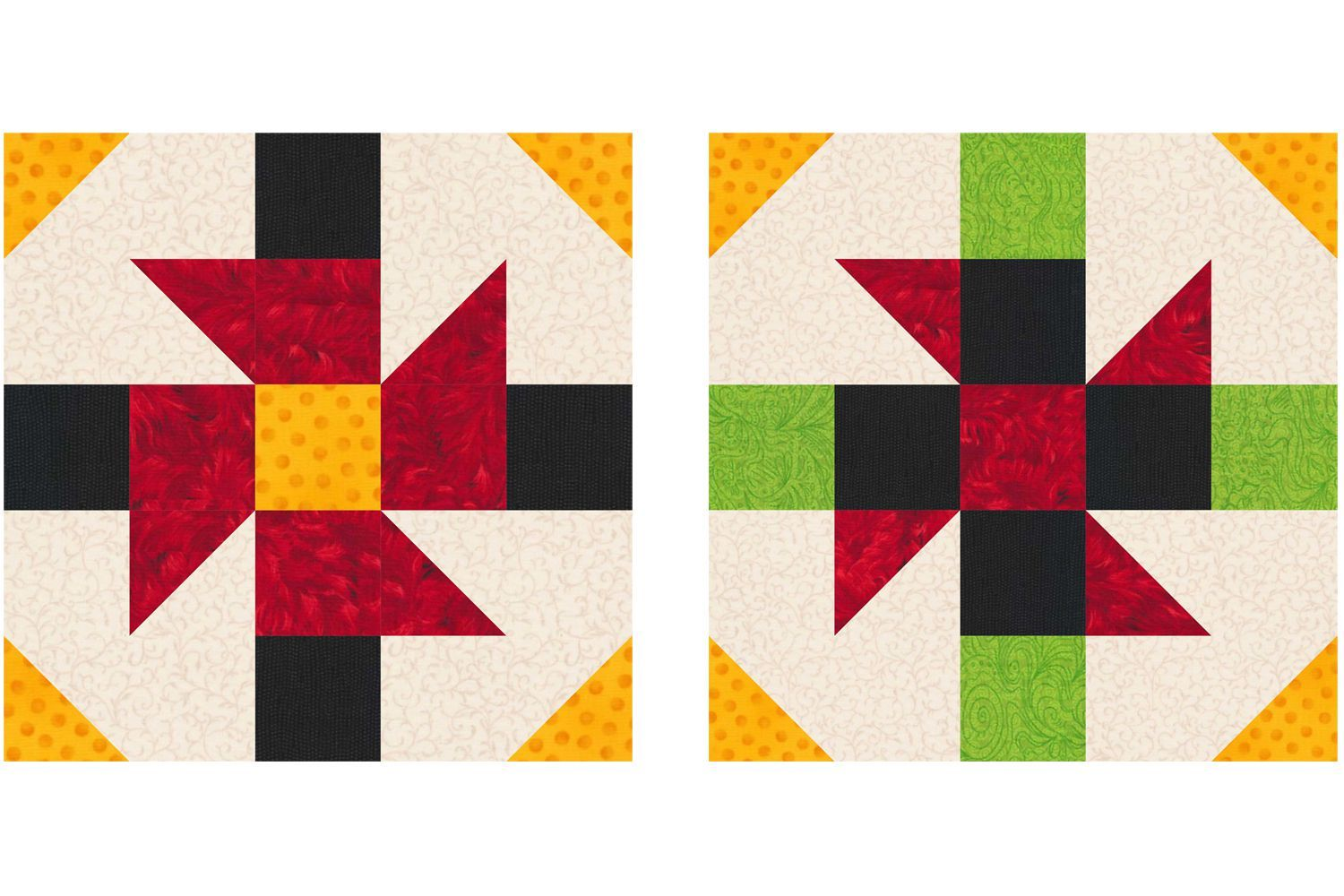 Browse A Selection Of Free 10 Inch Patchwork Quilt Block Patterns Square Quilt Modern Quilt Blocks Quilts