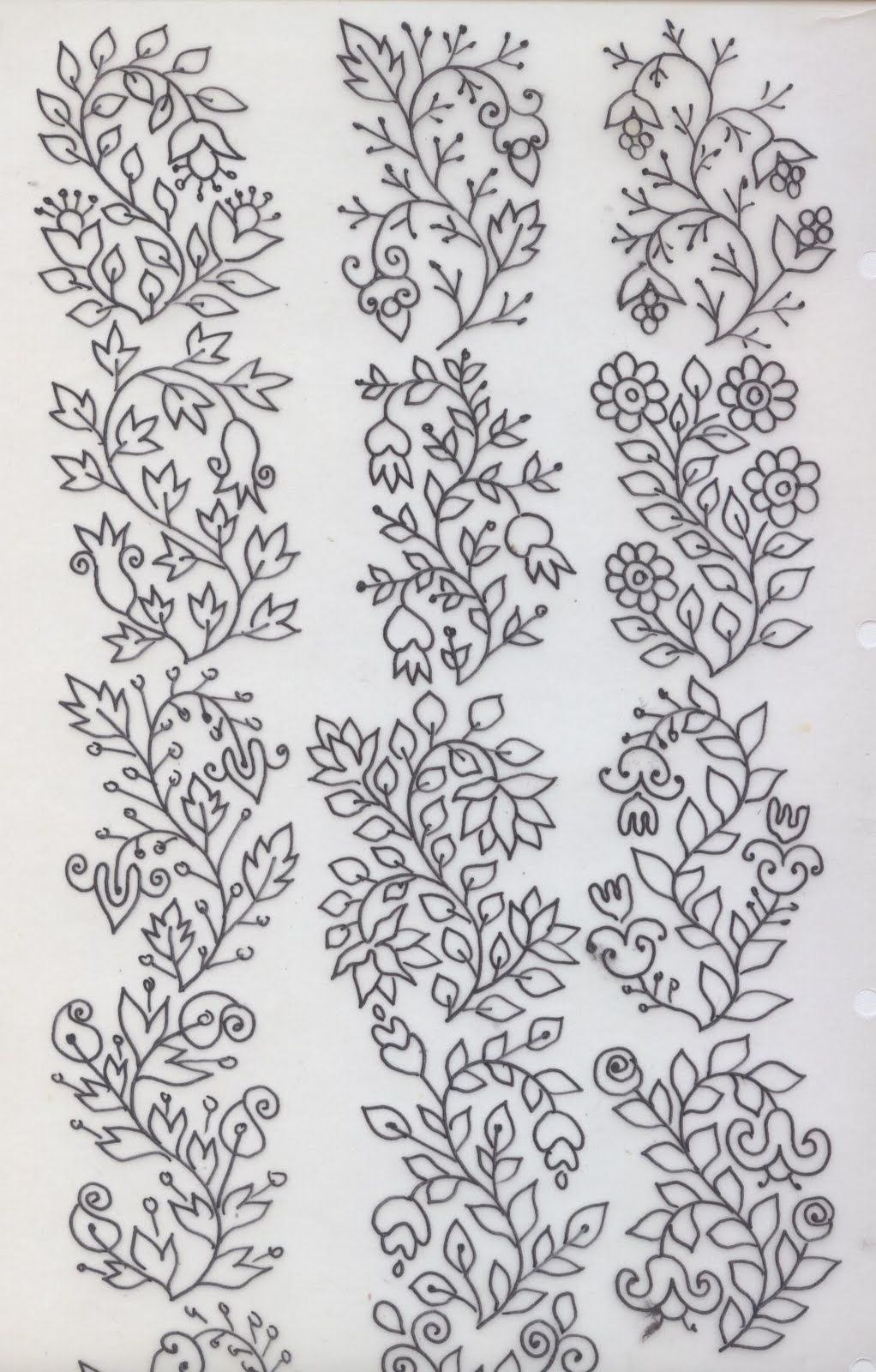 Embroidery designing embroidery pinterest embroidery designs