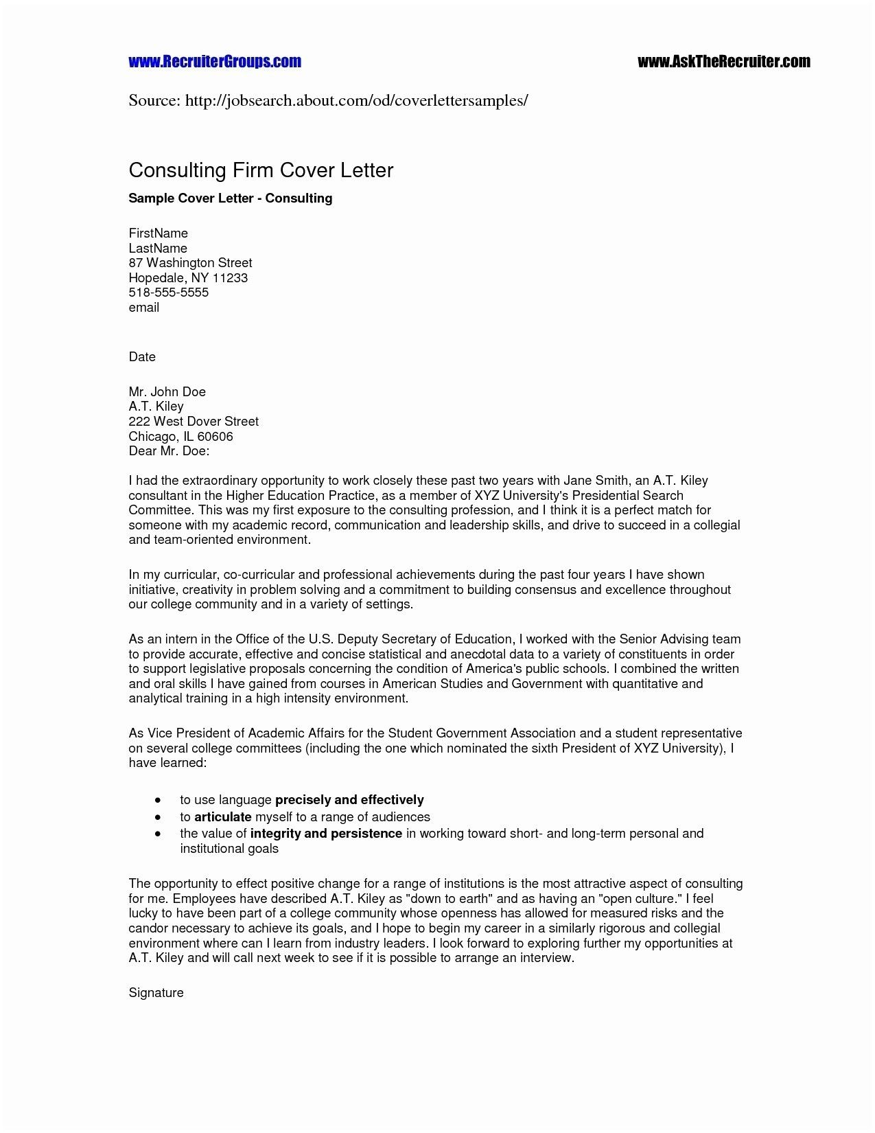 Valid Expression Of Interest Letter Sample Cover Letter Example