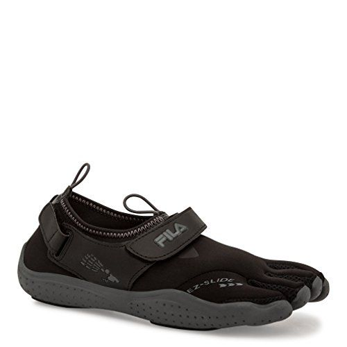 Fila Womens Skeletoes EZ Slide Drainage Textile Synthetic