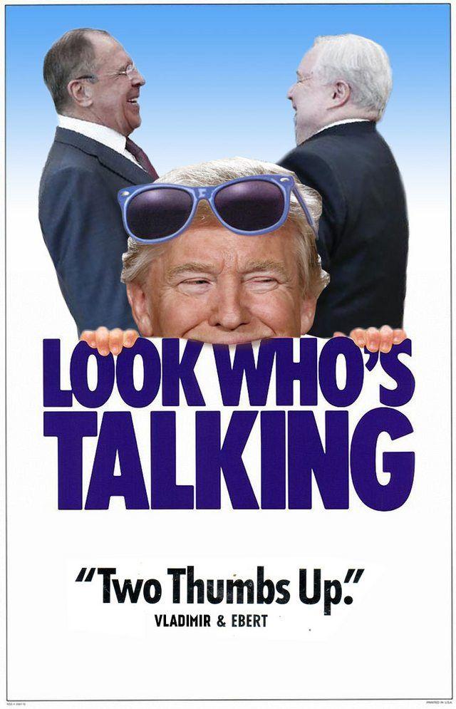 Look Who's Talking Meme : who's, talking, Who's, Talking, Talking,, Sunglasses,, Trump