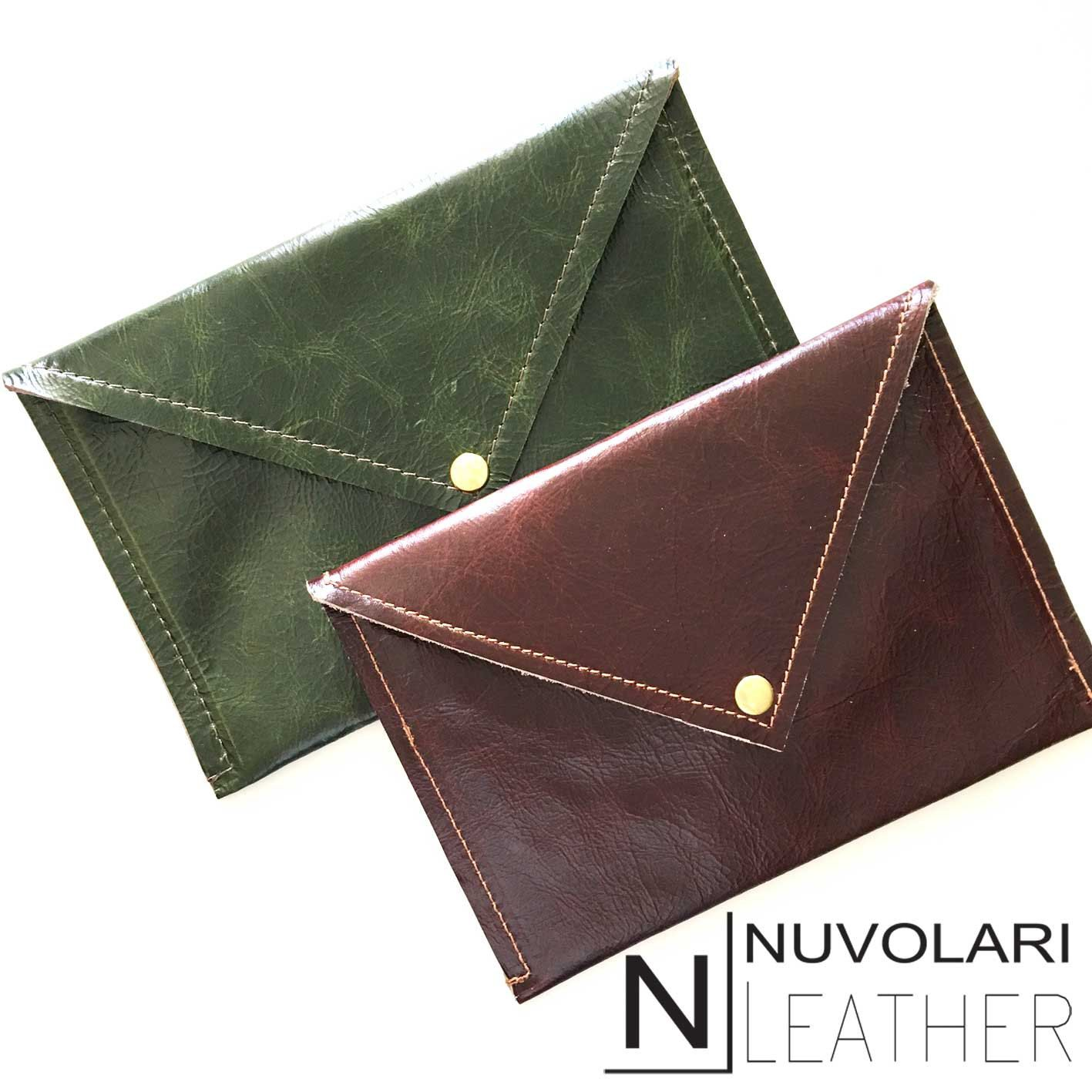Leather Envelope, Envelope HandMade, Leather Case, Leather Case Envelope, Envelope Leather Clutch, Handbag, Gift, Purse, Envelope More Size di NuvolariLeather su Etsy