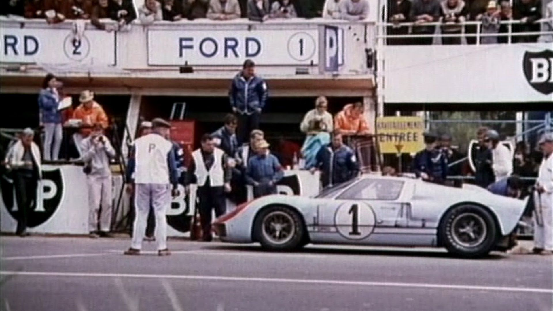 This Time Tomorrow The 1966 Le Mans Documentary Voiture De