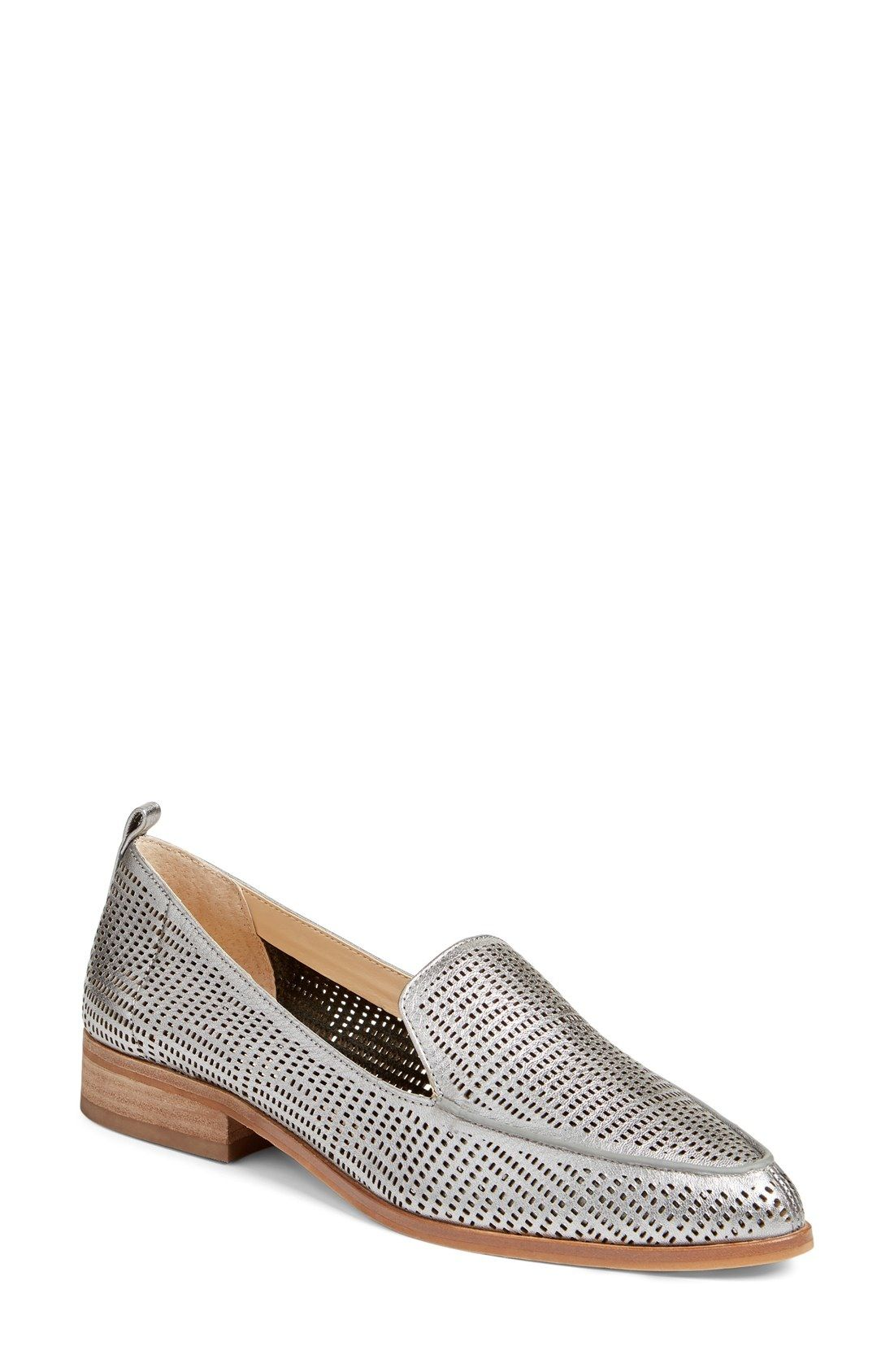 02bd22e6feb Vince Camuto  Kade  Cutout Loafer (Women) (Nordstrom Exclusive) available  at  Nordstrom
