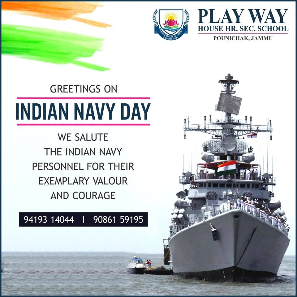 Navy Day Is Celebrated On December 4th Every Year To Recognise The Success Of Operation Trident Wherein The Indian Naval M Navy Day Indian Navy Day Indian Navy