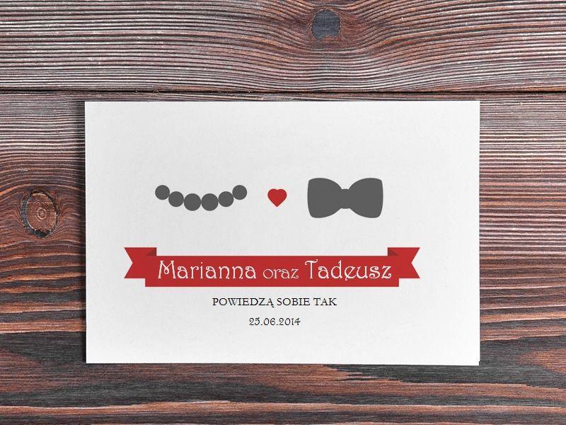 Zaproszenia Slubne Retro New 3156279639 Oficjalne Archiwum Allegro Wedding Invitations Wedding Invitations
