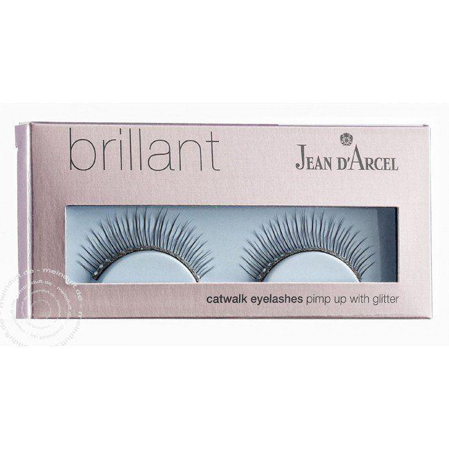 Jean d Arcel - Brillant Catwalk Eyelashes Glitter