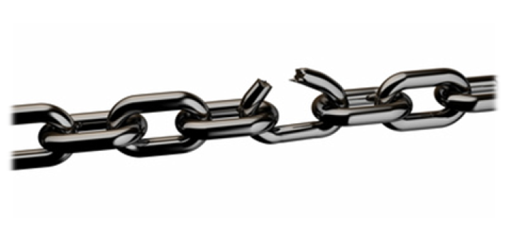 Avoiding The Prospect Of Broken Cold Chains Chain Broken Chain Metal Chain Link