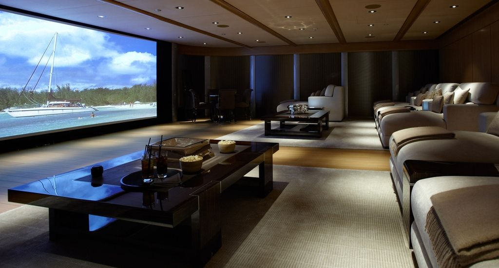 30 Modern Style Houses Design Ideas For 2016 Home Theater Seating Home Theater Installation At Home Movie Theater