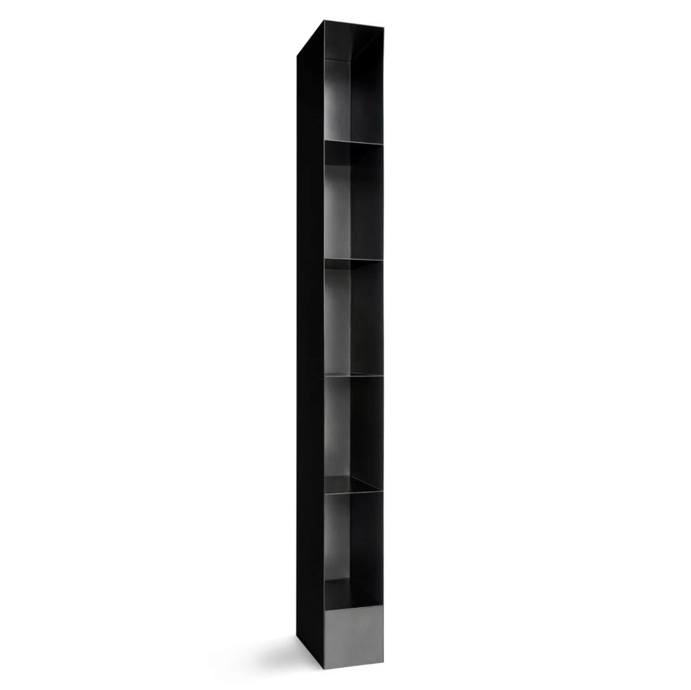 Totem Bookcase Bookcase Tall Narrow Bookcase Closet Designs