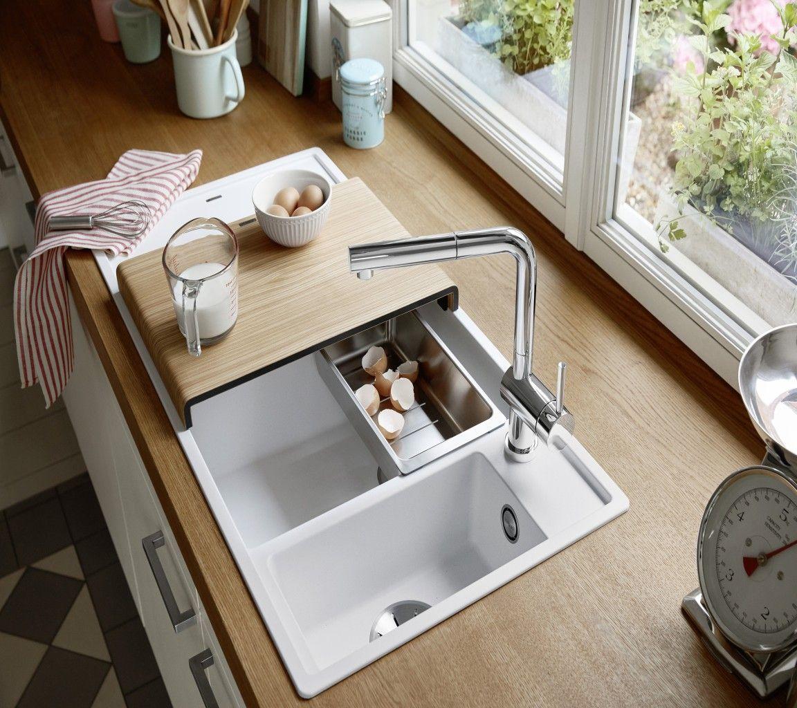 Bringen Sie Funktionalitat In Ihre Kuche In 2020 Kuche Waschbecken Kuche Spulbecken Spulbecken Design