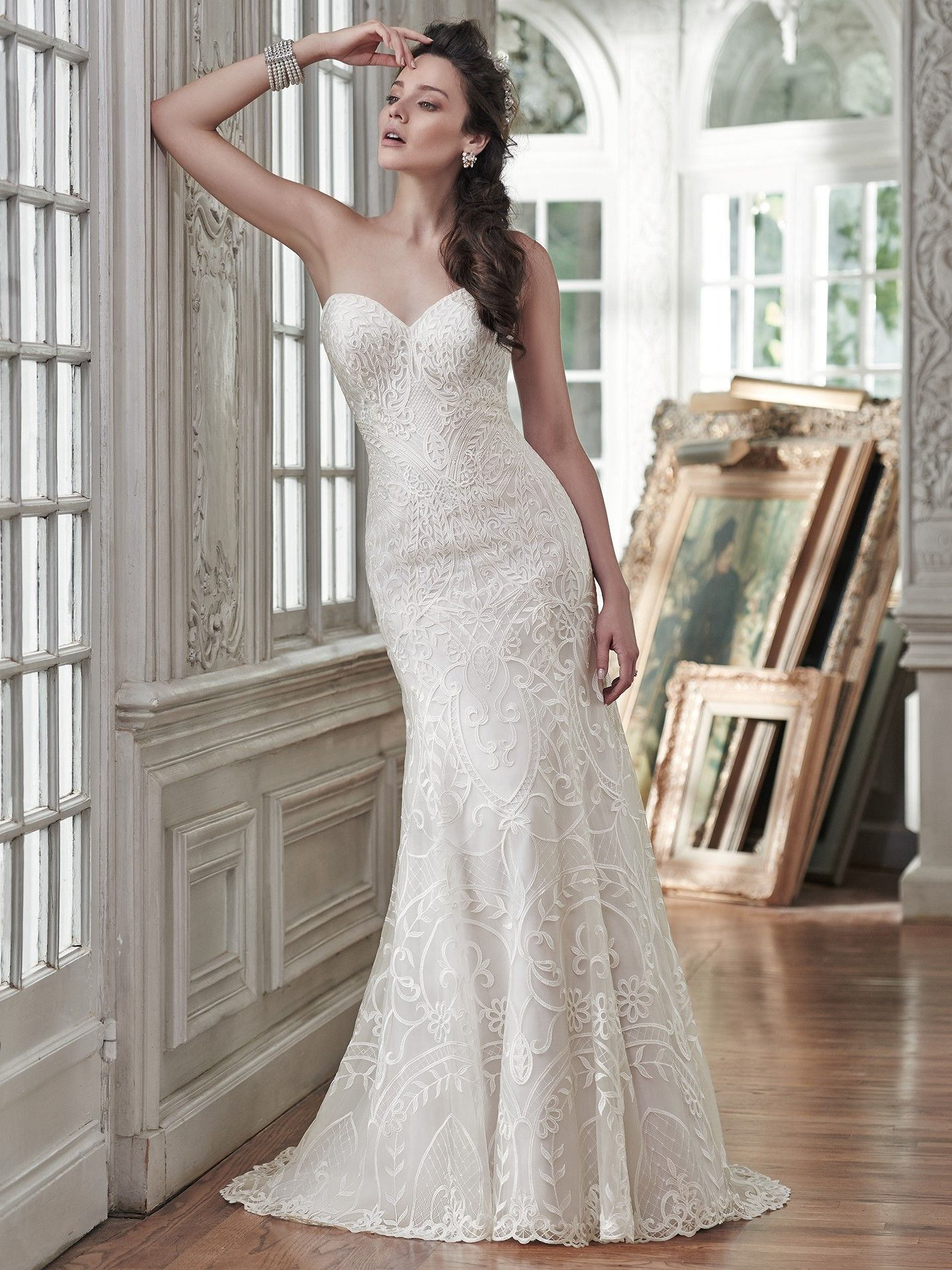 Maggie Sottero Wedding Dresses | Romantic lace, Maggie sottero and ...