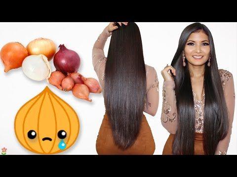 Cebolla en el cabello todos los dias
