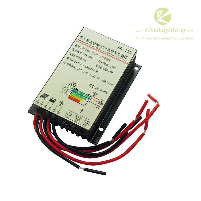 Jwl Led Solar Led Constant Current Controller Dc12v 24v 1 5a Ip67 Waterproof Solar Led Led Constant Current