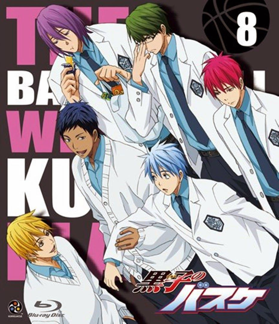 Kuroko no Basket Tip Off (Special) /// Genres Comedy