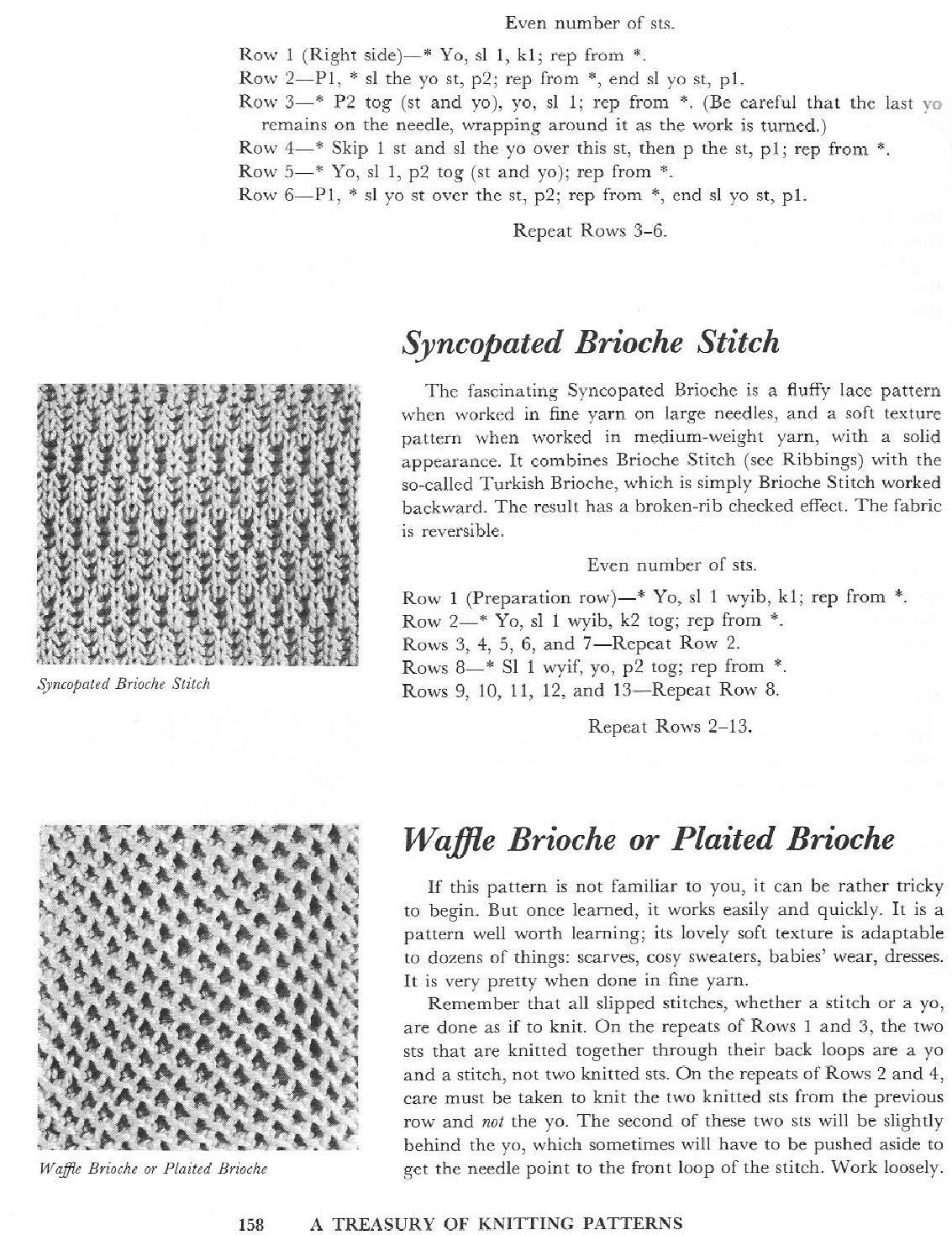 #ClippedOnIssuu from A Treasury of Knitting Patterns by ...
