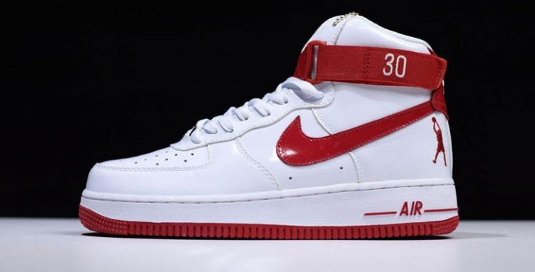 The History and Evolution of the Nike Air Force 1 | Nike air force ...