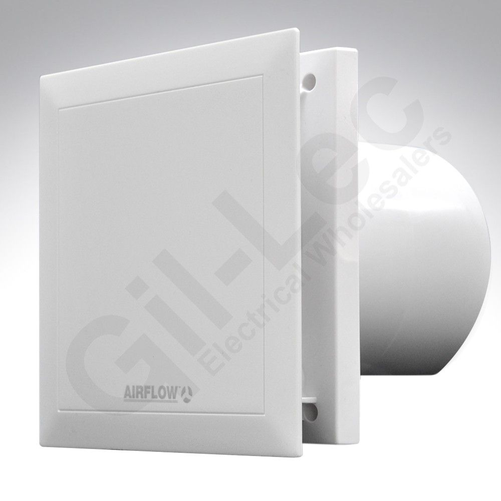 6 Bathroom Extractor Fan With Timer