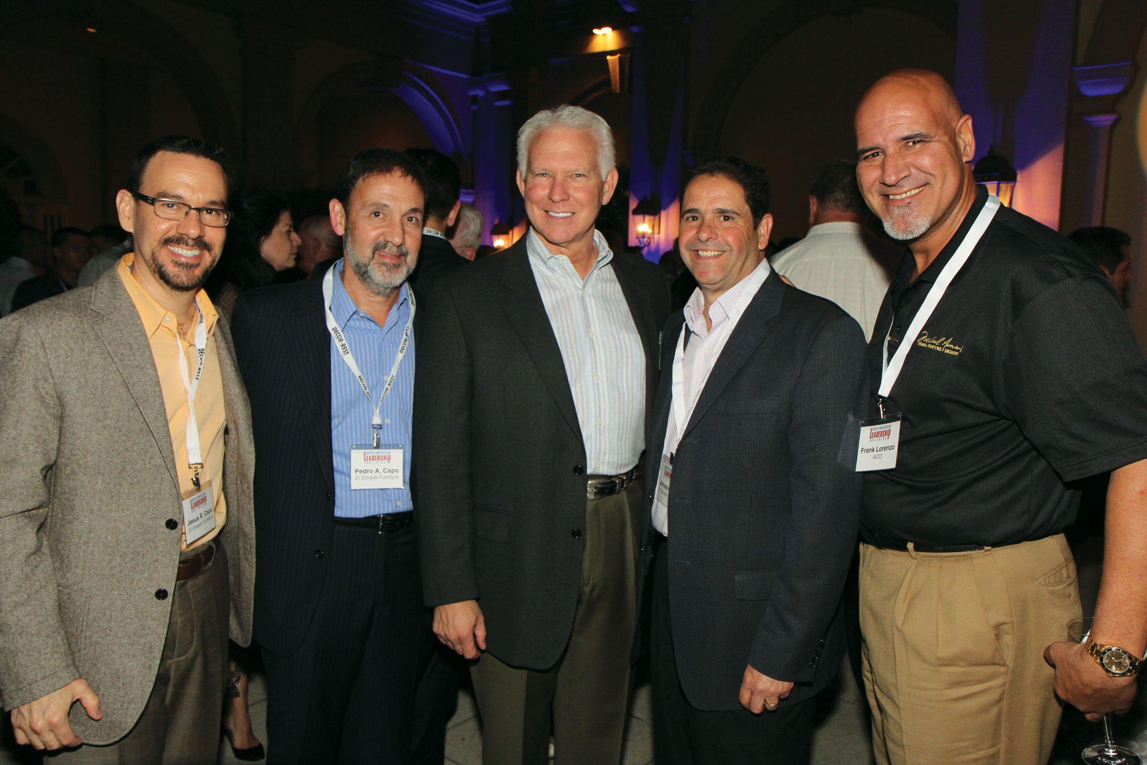 Jesus Capo, Left, And Pedro Capo, El Dorado Furniture, Miami Gardens,