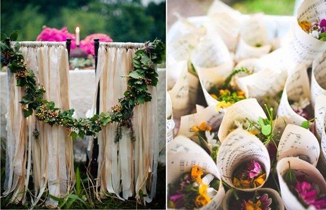 decoração boho chic casamento - Pesquisa Google