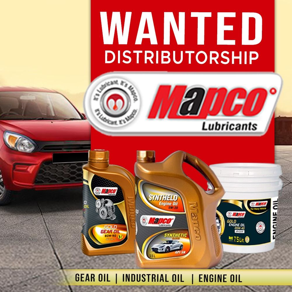 Mapco Lubricants No One Lubricant S Manufacturer Company In India