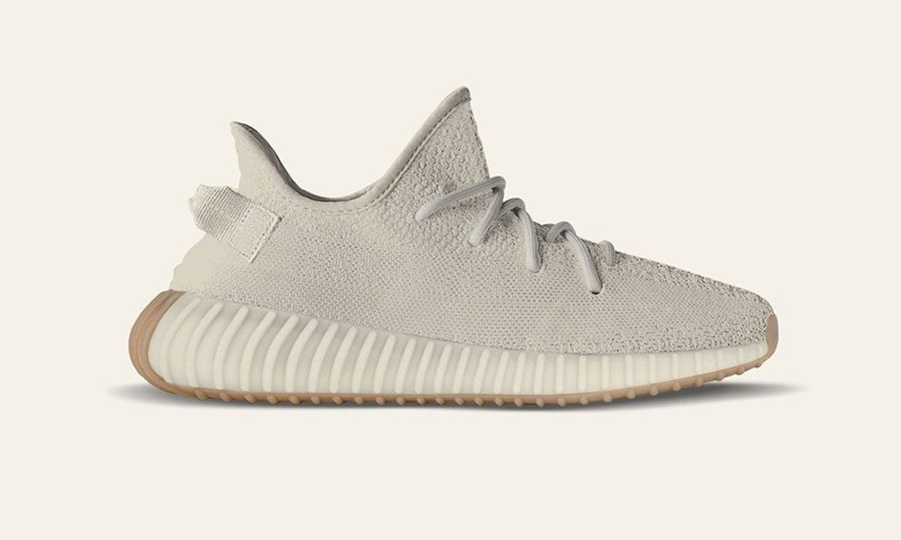 """8a4c3005a An adidas YEEZY Boost 350 V2 """"Sesame"""" Could be Coming in 2018 http ..."""