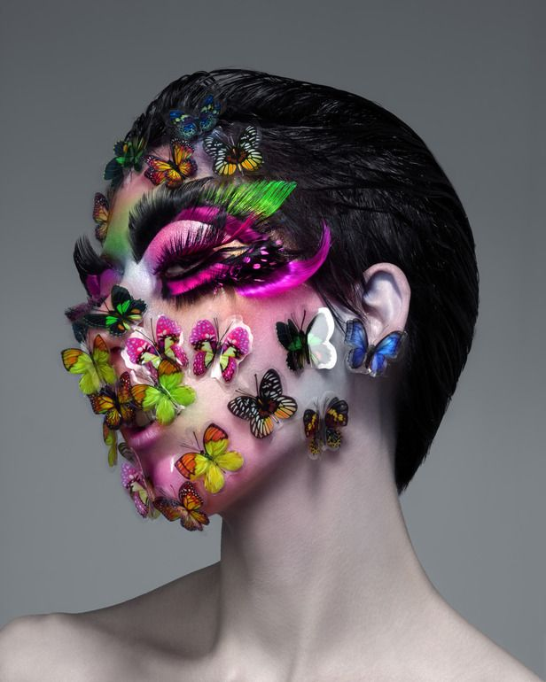 """""""Beautiful Monster (I)"""", Photograph by Paco Peregrín, 2010"""